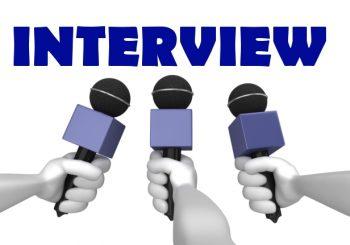 Une interview à ne pas manquer !