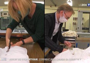Le LPMT/ENSISA au Journal de TF1 de 20h