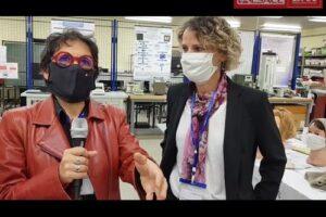 Comment Mulhouse fait avancer les masques textiles
